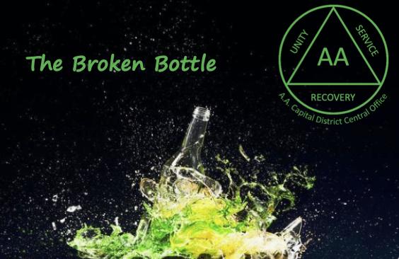 Broken Bottle Logo